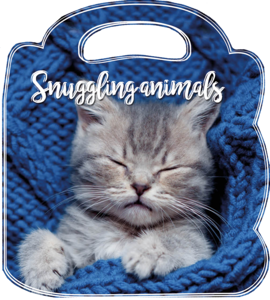 @ Snuggling Animals