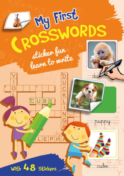 My first crosswords / word searches