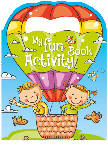 My fun activity book