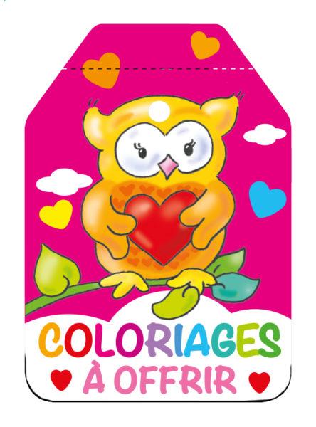 Coloriages a offrir
