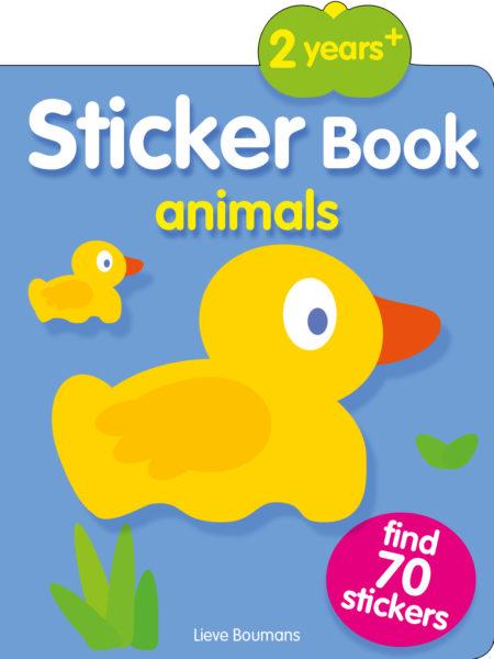 Olala: Stickerbooks apple