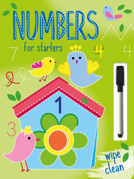 Numbers/writing for starters