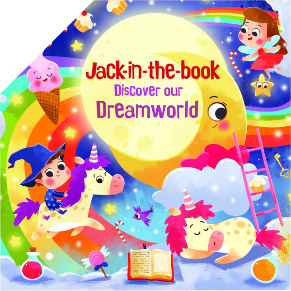 Jack-in-the-book
