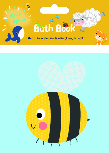 Splish Splash Bath book