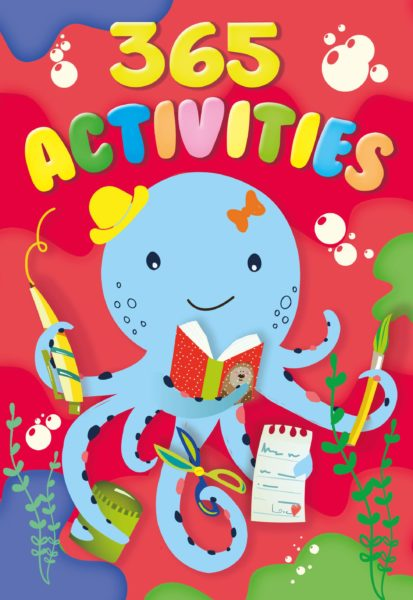 365 Days activity book