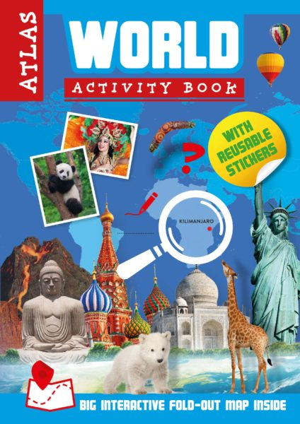 Atlas activity book