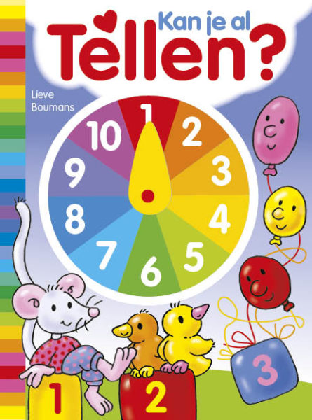 I learn counting – I learn the animals