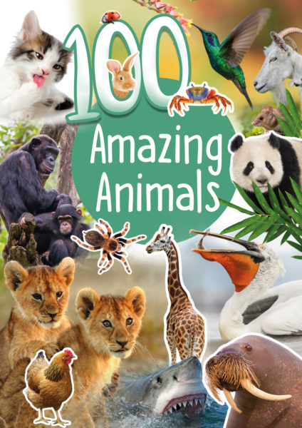 100 amazing animals