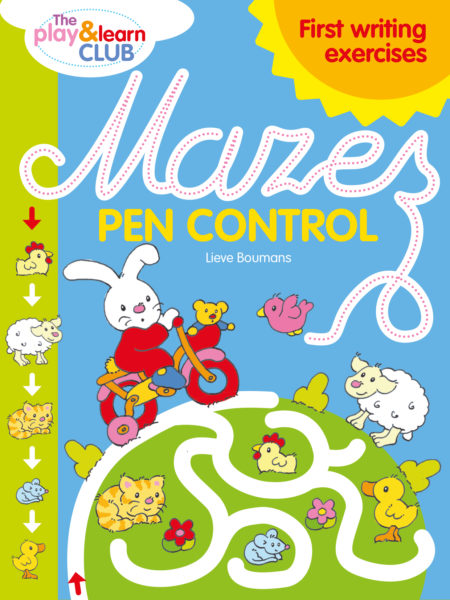 Play and Learn Club – mazes