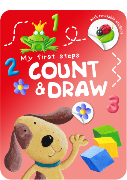 My first steps: count & draw
