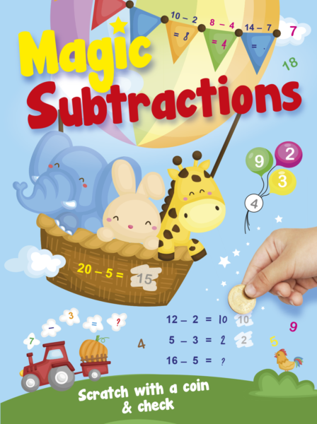 Coin-reactive: Magic subtractions & additions