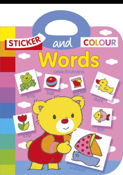 OLALA – Sticker and colour
